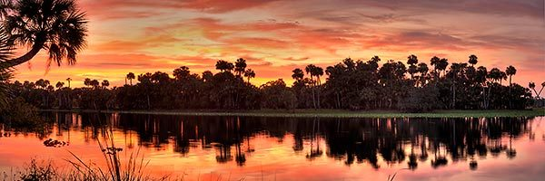 St. Johns Red Sky