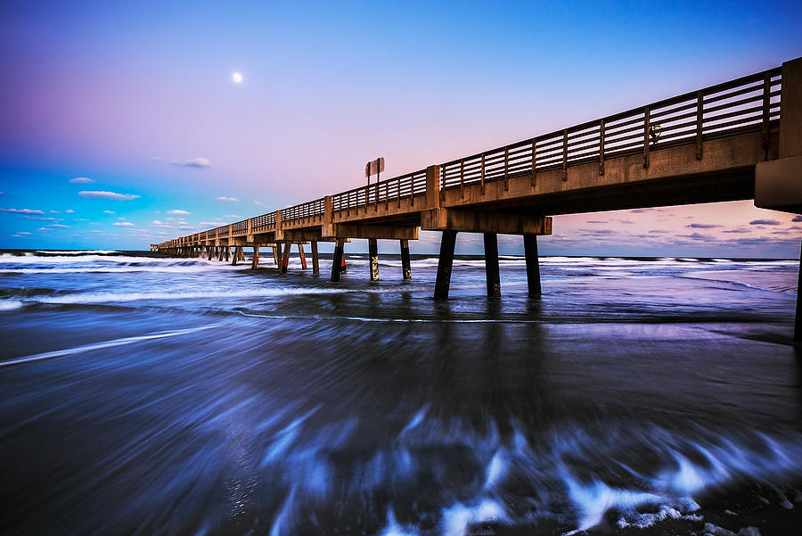 Jacksonville Beach Pier 